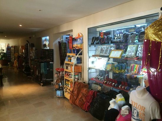 Thalassa Mahdia : Shop located in hotel