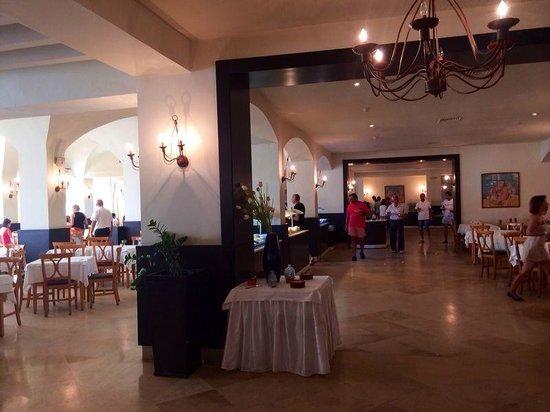 Thalassa Mahdia : Dining area
