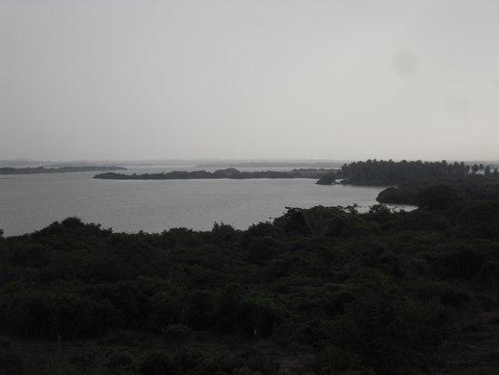 Volcan de Lodo El Totumo (Mud Volcano) : View from the top