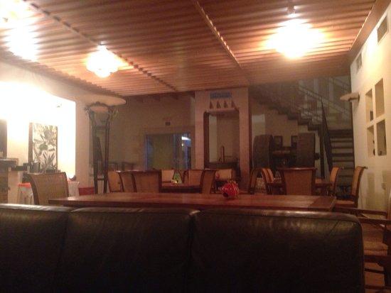 Spilia Village Hotel : Zona colazioni