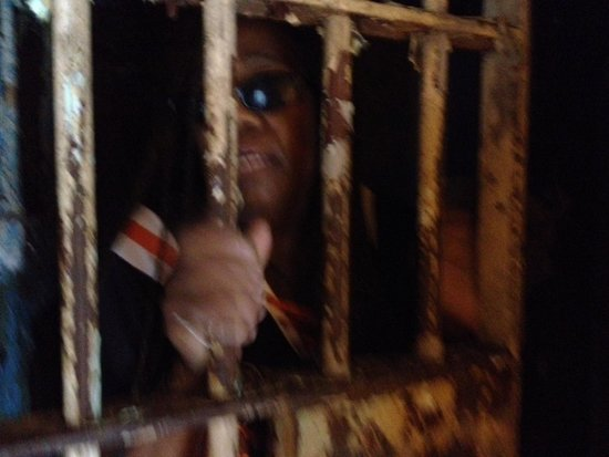 Ohio State Reformatory: Help! I was framed!!!!