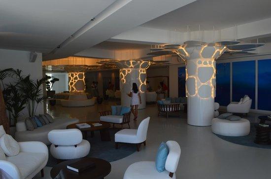 Nikki Beach Resort Spa Hotel Reception