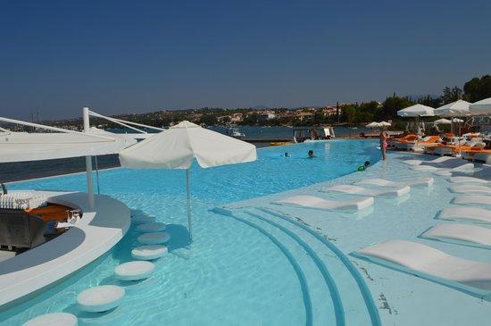 Nikki Beach Resort Spa Pool Area