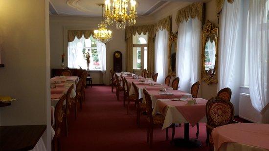 Imperial Spa & Kur Hotel: restaurant
