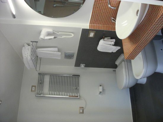 Hotel Mozart: s.de bain