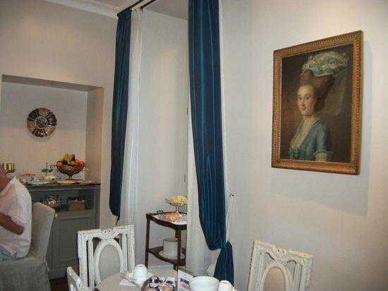 Hotel Mozart: petit dej