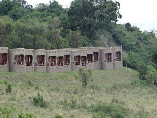 Mara Serena Safari Lodge: Apartments overlooking the Masai Mara