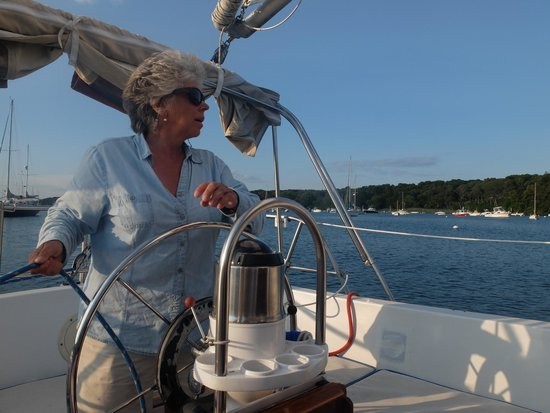 Sail Away On Wing - Private Trips: Capt. Diane