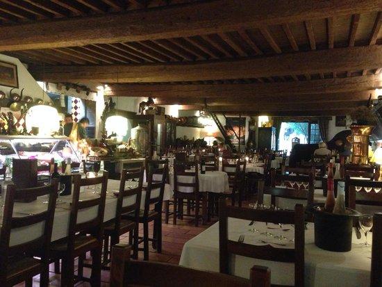 Chateau de Cavanac : Restaurant