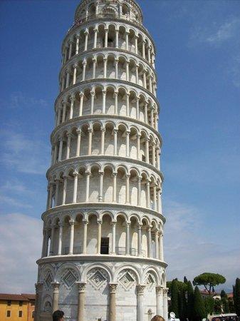 Der Schiefe Turm von Pisa: Leaning Tower of Pisa
