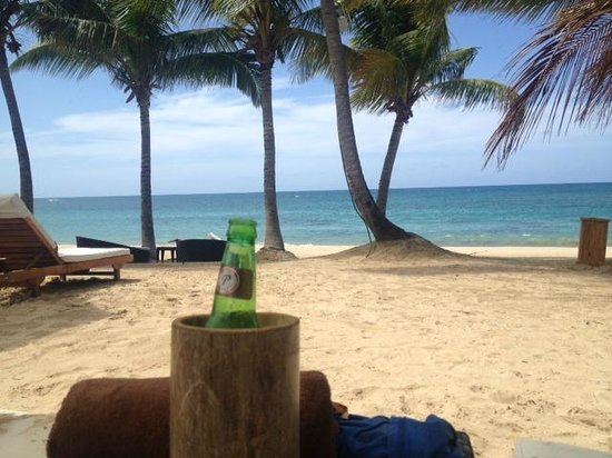 Zoetry Agua Punta Cana: Cold Beverage Delivered