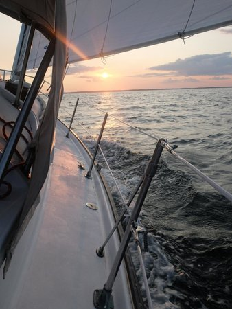 Sail Away On Wing - Private Trips: Sunset Sail