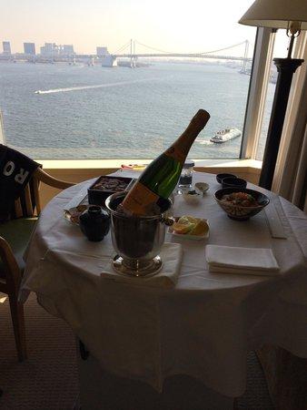InterContinental Hotel Tokyo Bay : Not a bad view