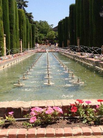 Alcázar de los Reyes Cristianos: Garden