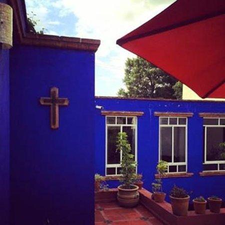 Maria Del Alma: Personal terrace off of room