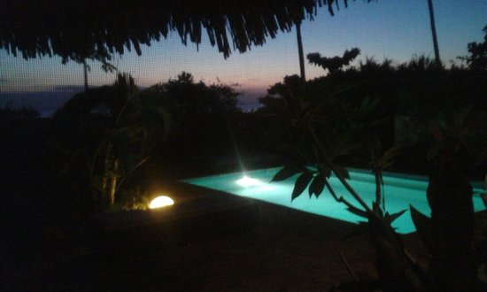 Zanzi Resort: Beautiful sunset