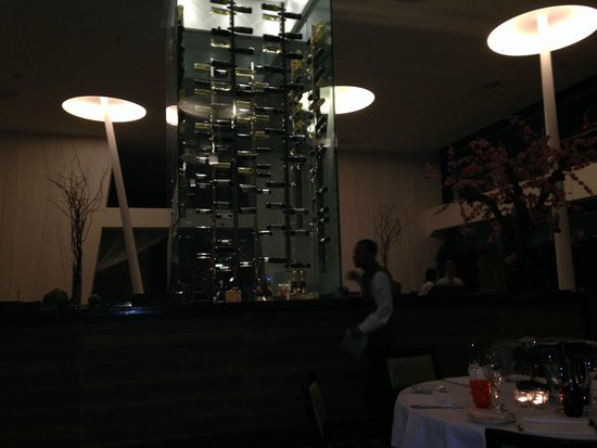 Sheraton Milan Malpensa Airport Hotel & Conference Centre : Restaurant at the hotel