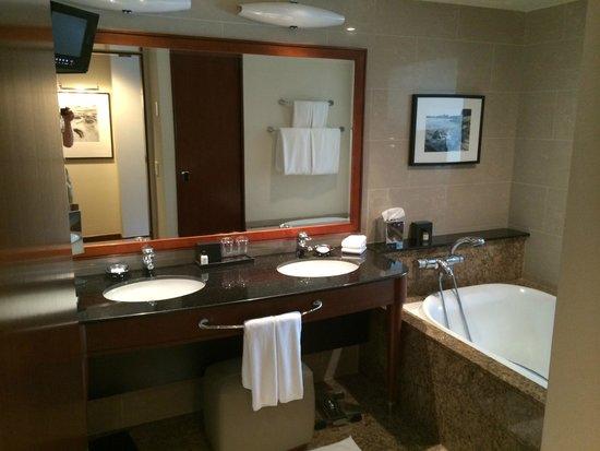 Park Hyatt Chicago: View of bathroom