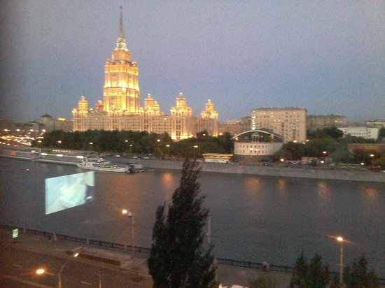Crowne Plaza Moscow World Trade Centre: mosca