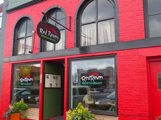 Red Raven Restaurant Williams Az Reviews