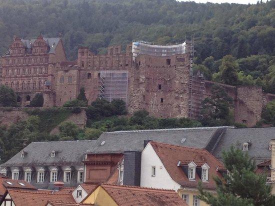 Hotel Zur Alten Brücke: View from maisonette 1