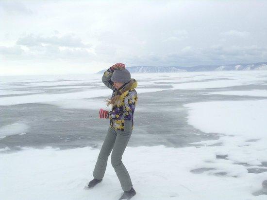Lake Baikal: Ветер на Байкале