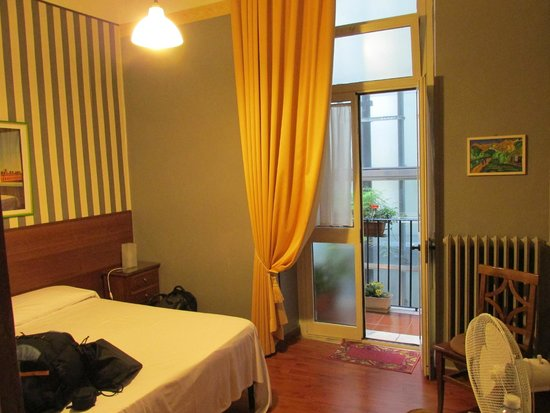 Hotel Boccaccio: Room 6