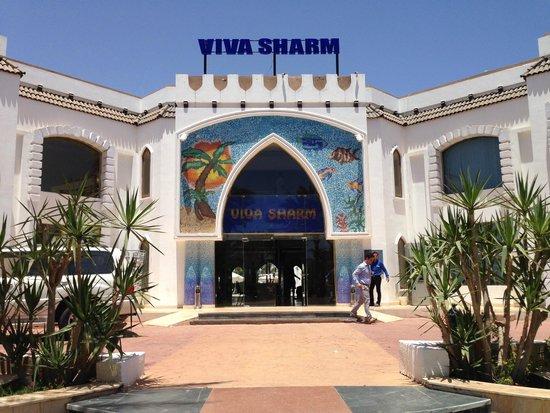 Viva Sharm Hotel : Entrance