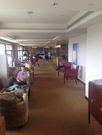 Cinnamon Grand Colombo: Executive lounge