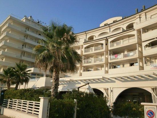 Hotel Touring: Территория отеля