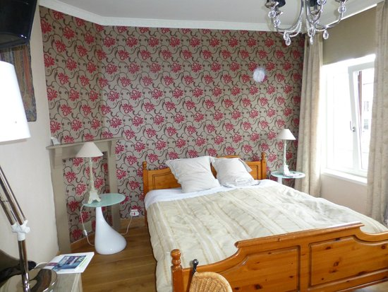 B&B  Coupure: The stylish bedroom