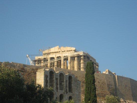 Temple d'Héphaïstéion : The Temple