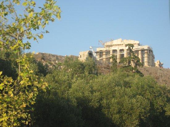 Temple of Hephaestus: The Temple