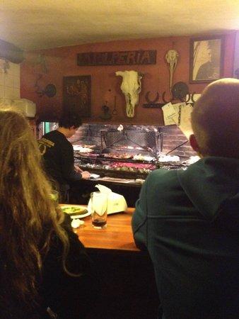 La Pulperia: Carnes na grelha