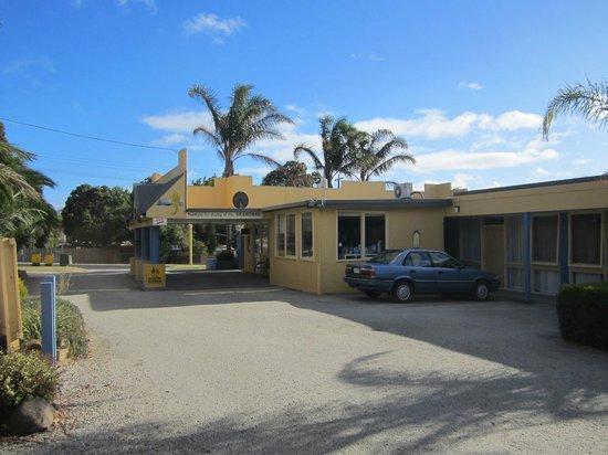 Seahorse Motel: Reception