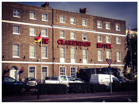 The Clarendon Hotel - Blackheath Village: Looks classy