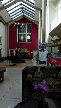 Lyrath Estate Hotel & Spa: Lobby