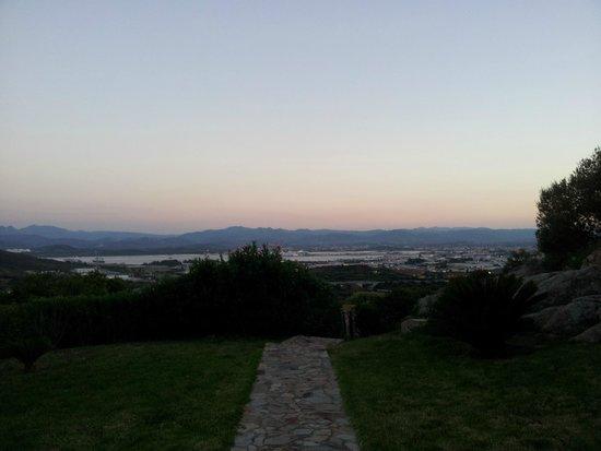 La Fenice Resort: Panorama dalla nostra stanza