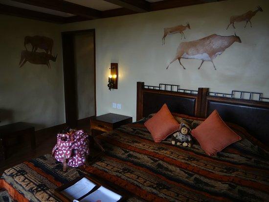Ngorongoro Serena Safari Lodge : Room