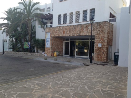 Palia Puerto Del Sol: Restaurant