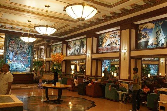 Hotel Edison Times Square : lobby