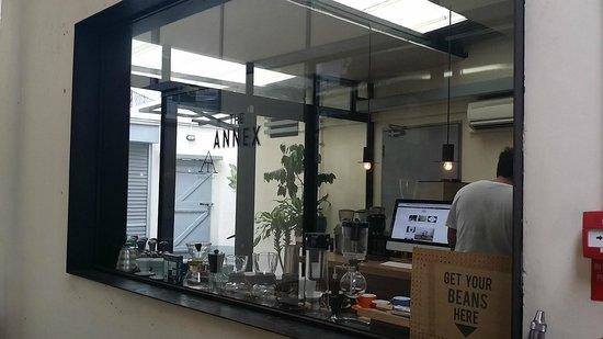 Barista Shop - Picture of Chye Seng Huat Hardware, Singapore