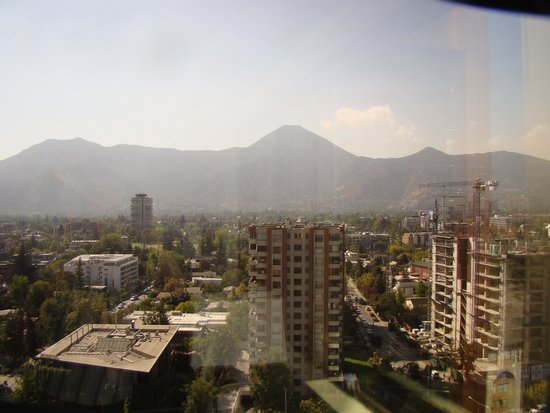 Santiago Marriott Hotel : View