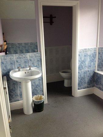 Ambleside Lodge: Room 11 gigantic bathroom!!