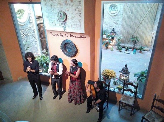 Casa de la Memoria : Finale dell'esibizione