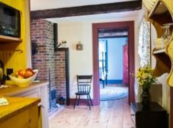 Vermont Grand View Farm and Bed & Breakfast : Kitchenette