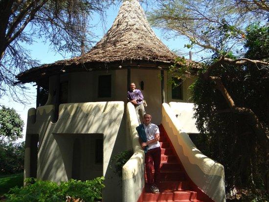 Lake Manyara Serena Lodge: Apartments