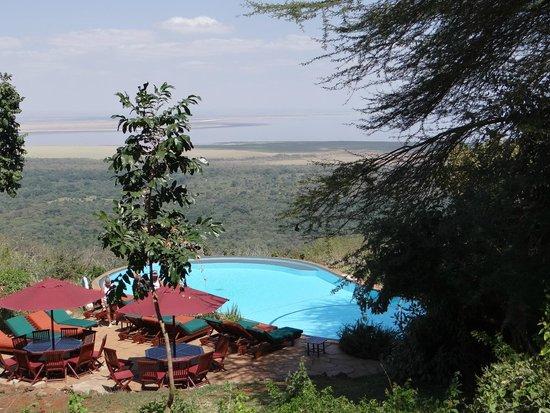 Lake Manyara Serena Lodge: Pool