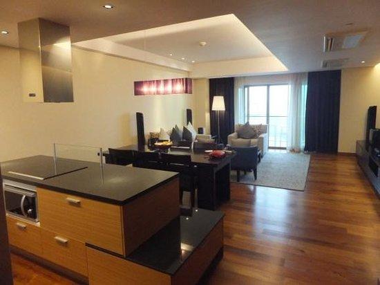 InterContinental Residences Saigon: general view