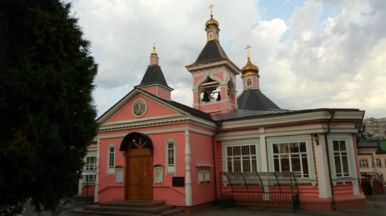 Transfiguration Church in Bogorodskoe